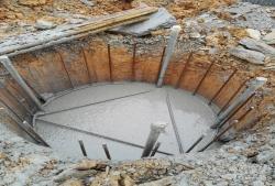 贵阳多彩贵州城10号地块旋挖孔桩施工